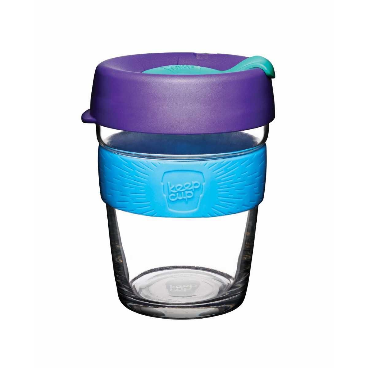 Designový skleněný hrnek Brew Tidal 340 ml