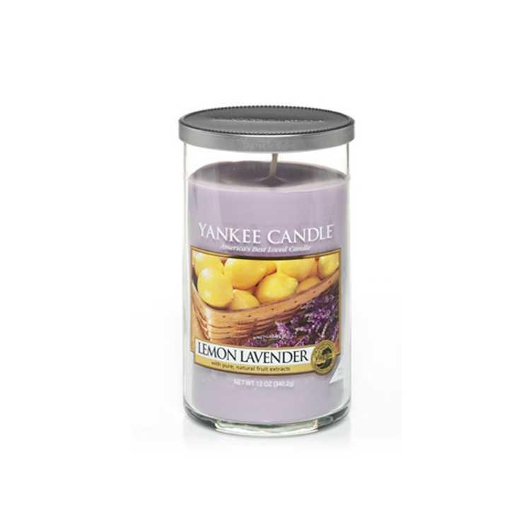 Vonná svíčka Lemon Levander – M