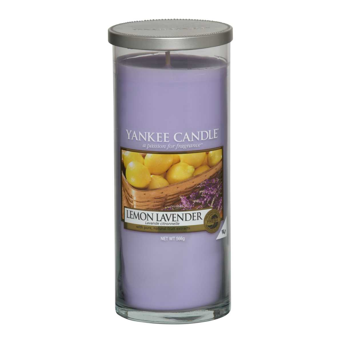 Vonná svíčka Lemon Levander – L