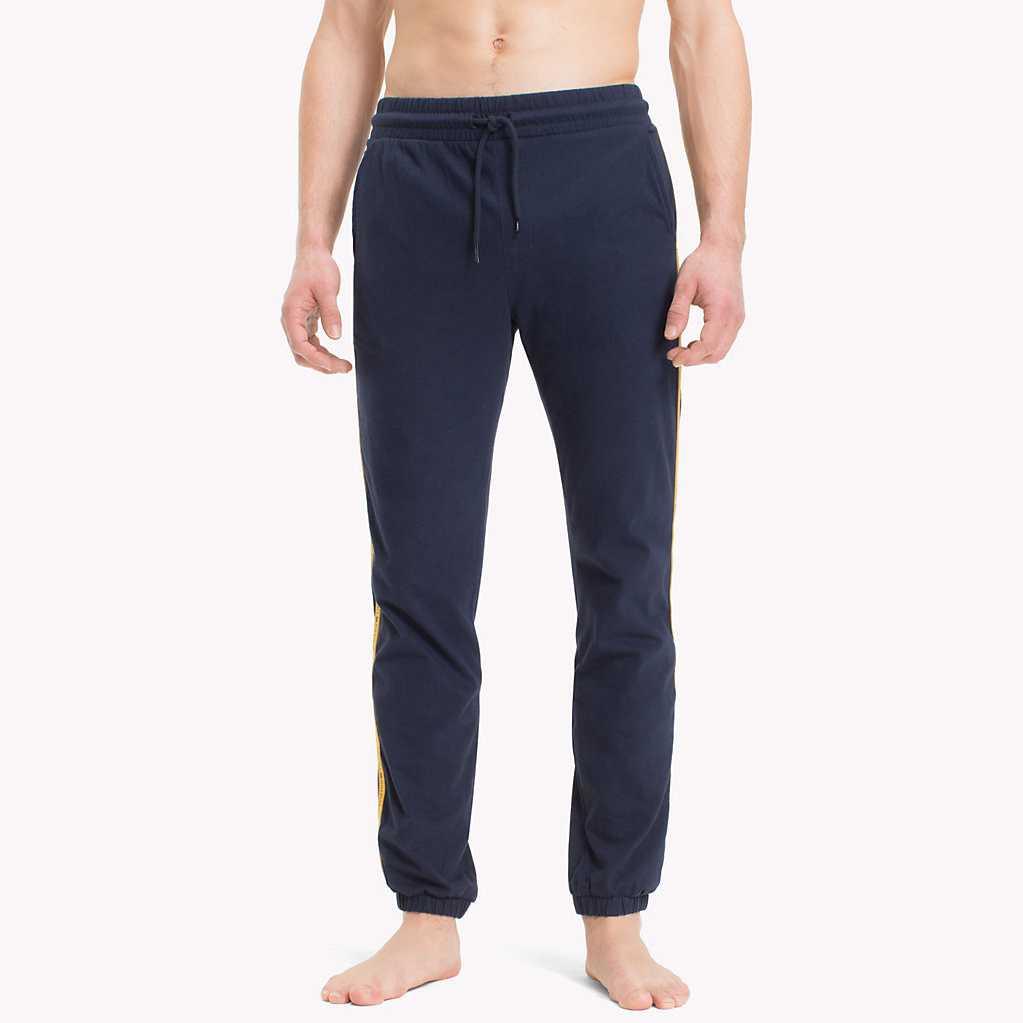 Tmavě modré tepláky Modern Classic Pant – S