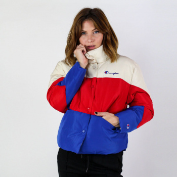 Péřová bunda Oversized Down Jacket