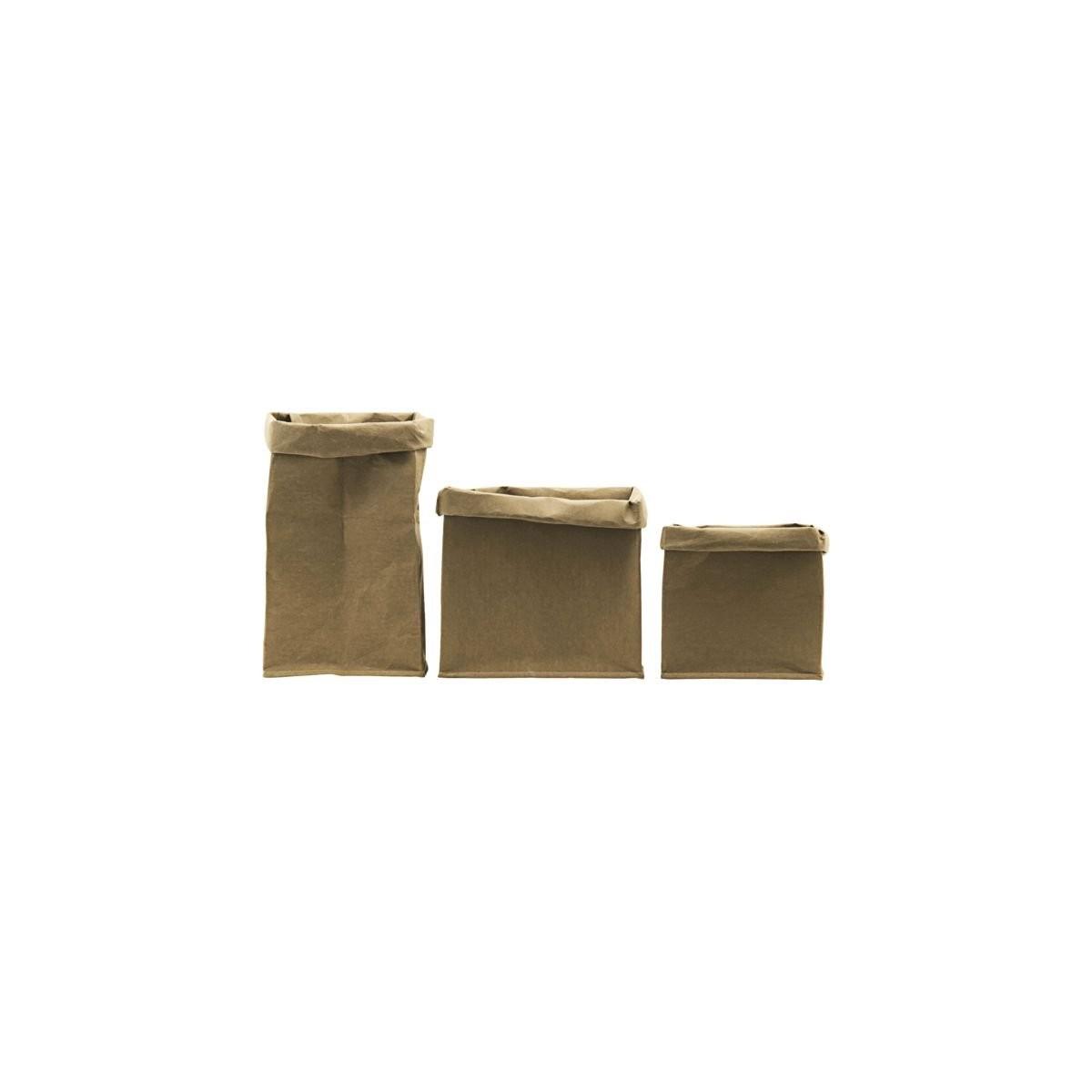 Sada 6 ks – Úložné krabice ve třech velikostech