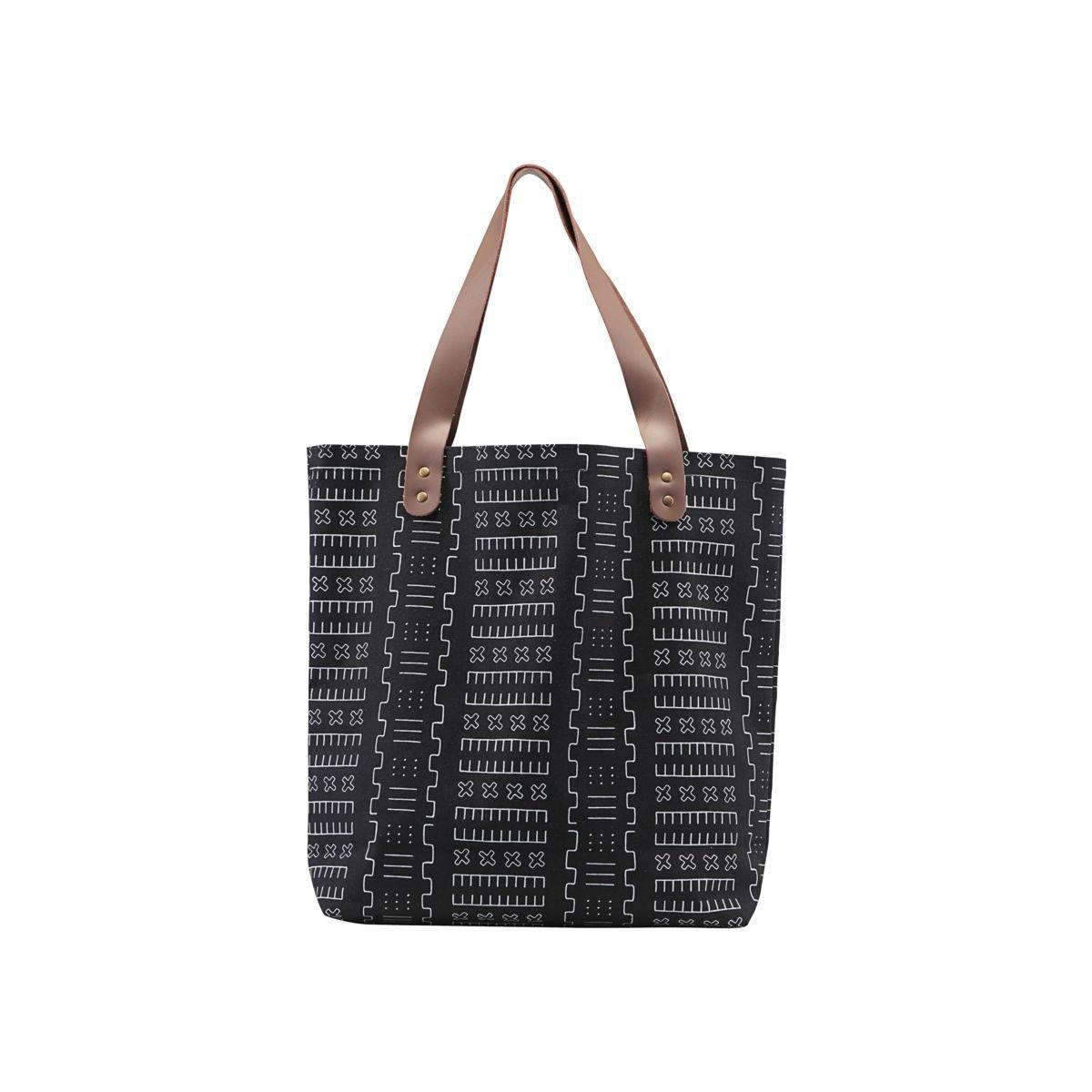 Černá taška Inka