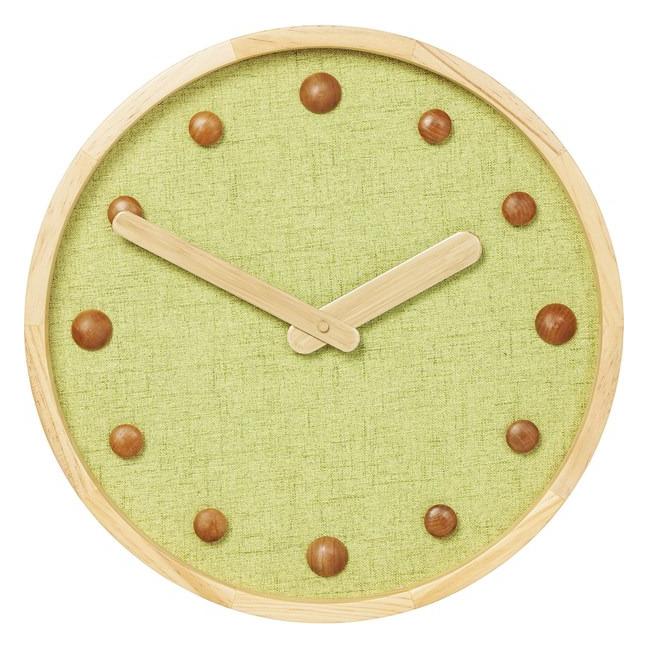 Nástěnné hodiny Arizona 42 cm - zelené Kare Design