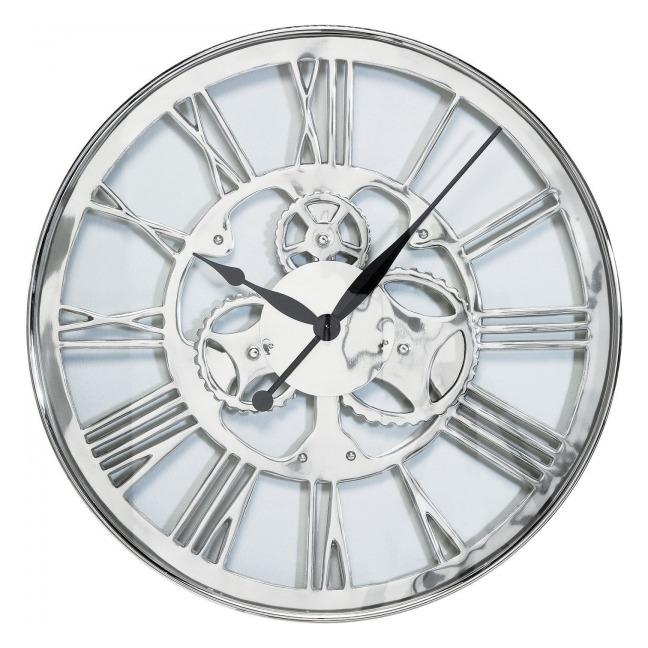 Nástěnné hodiny Gear Ø60 cm