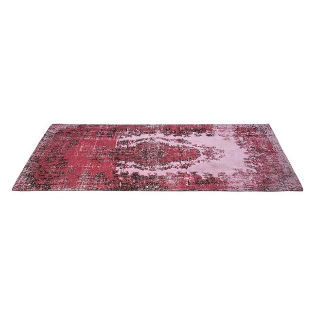 Koberec Kelim Pop Pink 240 × 170 cm