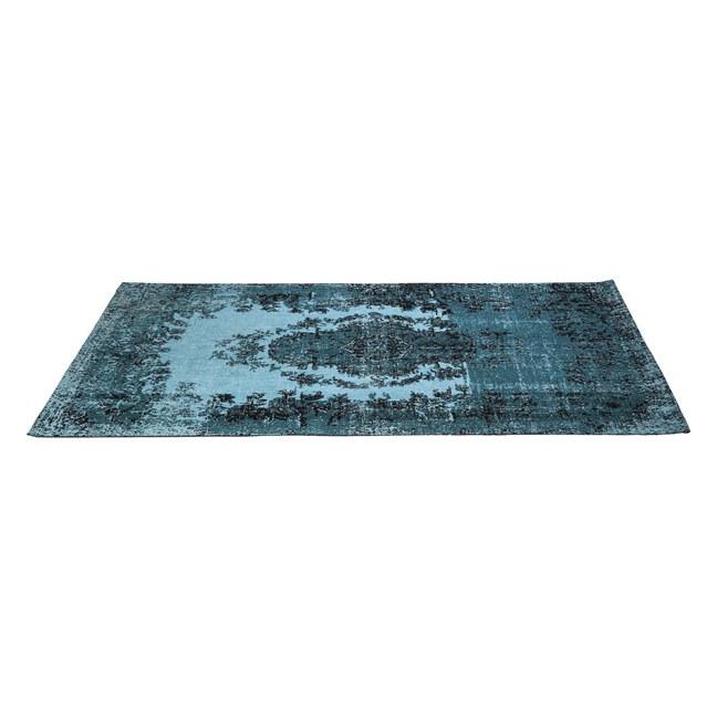 Koberec Kelim Pop Turquoise 240 × 170 cm