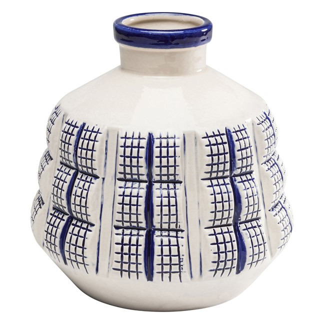 Sada 2 ks − Váza Casilla 23 cm Kare Design