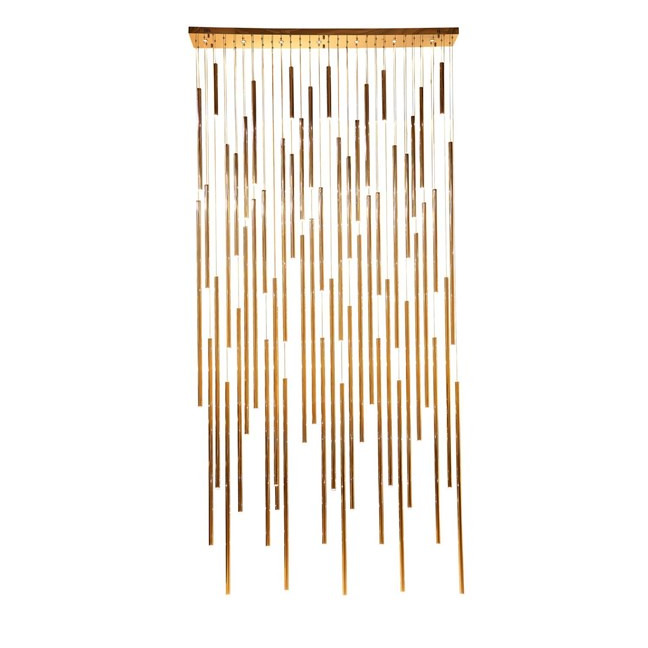 KARE DESIGN Lustr Living Vegas Deluxe Brass LED