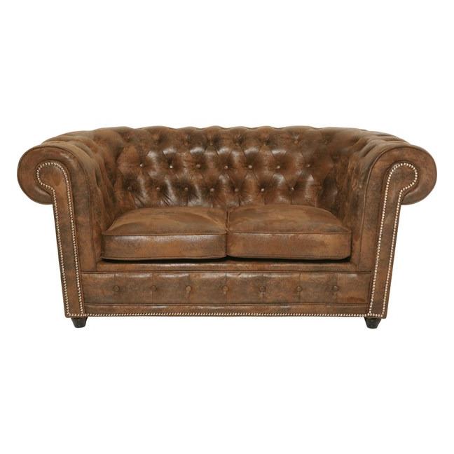 Sofa Cambridge dvojsedačka Vintage