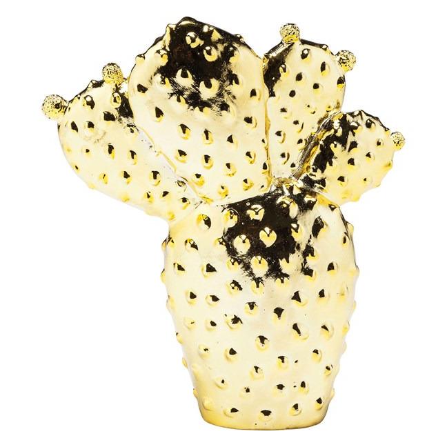 Sada 2 ks − Kasička Cactus Desert Gold 22 cm Kare Design