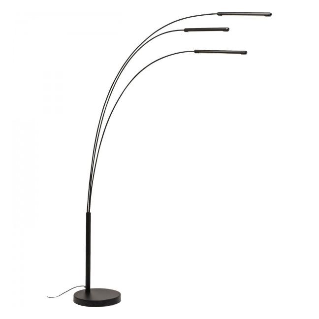 Stojací lampa Space Three LED