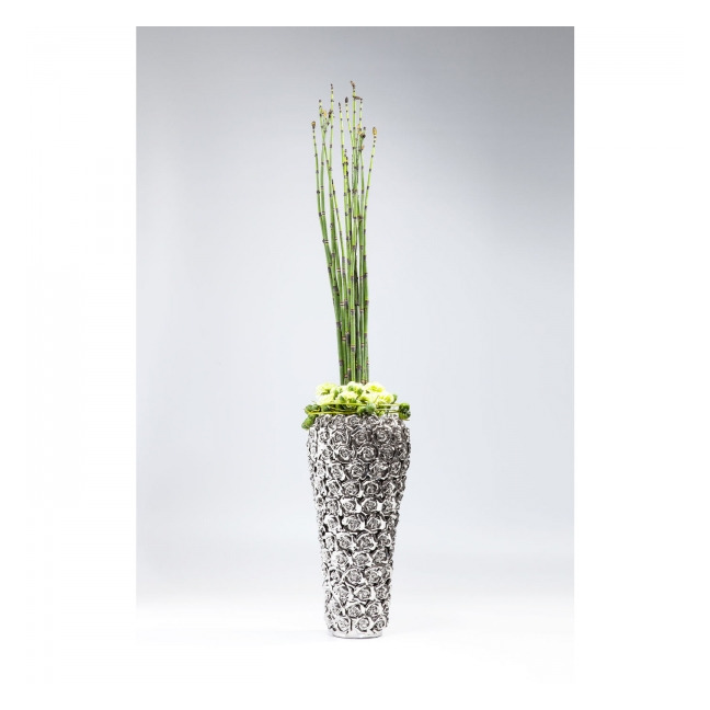 Sada 2 ks − Váza Rose Multi Chrome Big Kare Design