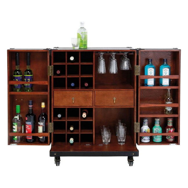 KARE DESIGN Bar Colonial Trunk Small