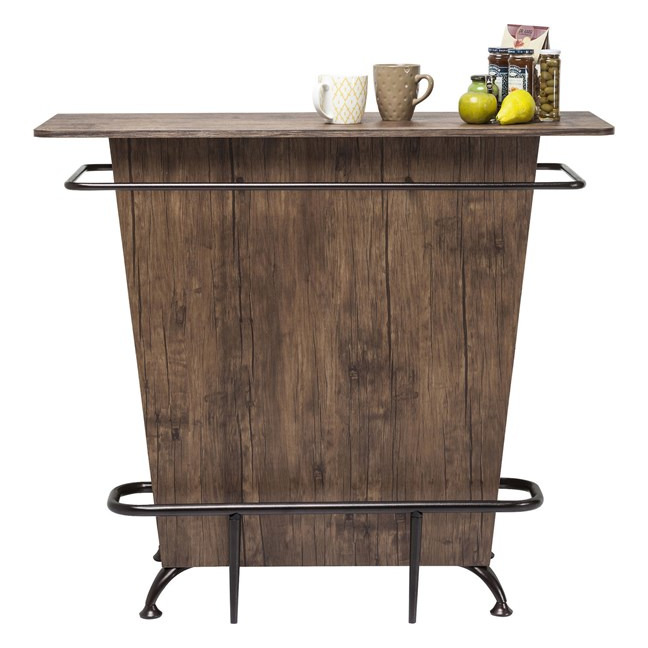 KARE DESIGN Bar Lady Rock Walnut