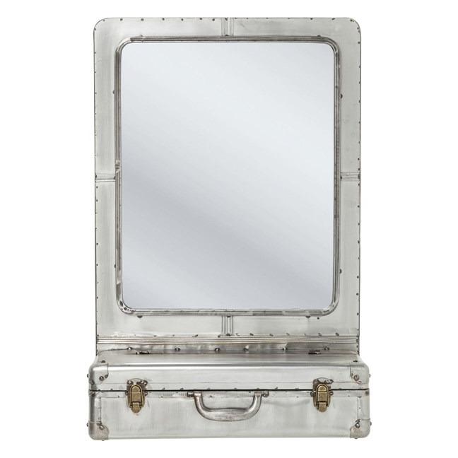 Zrcadlo Suitcase