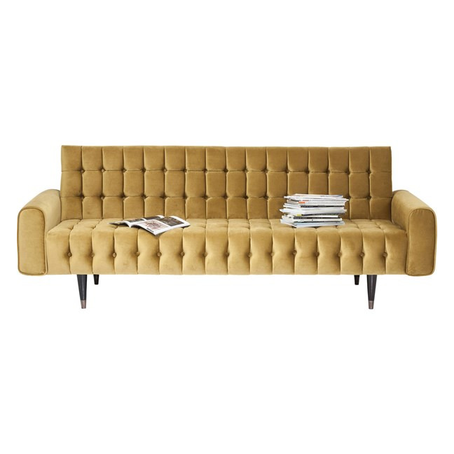 KARE DESIGN Sofa Milchbar Honey trojsedačka