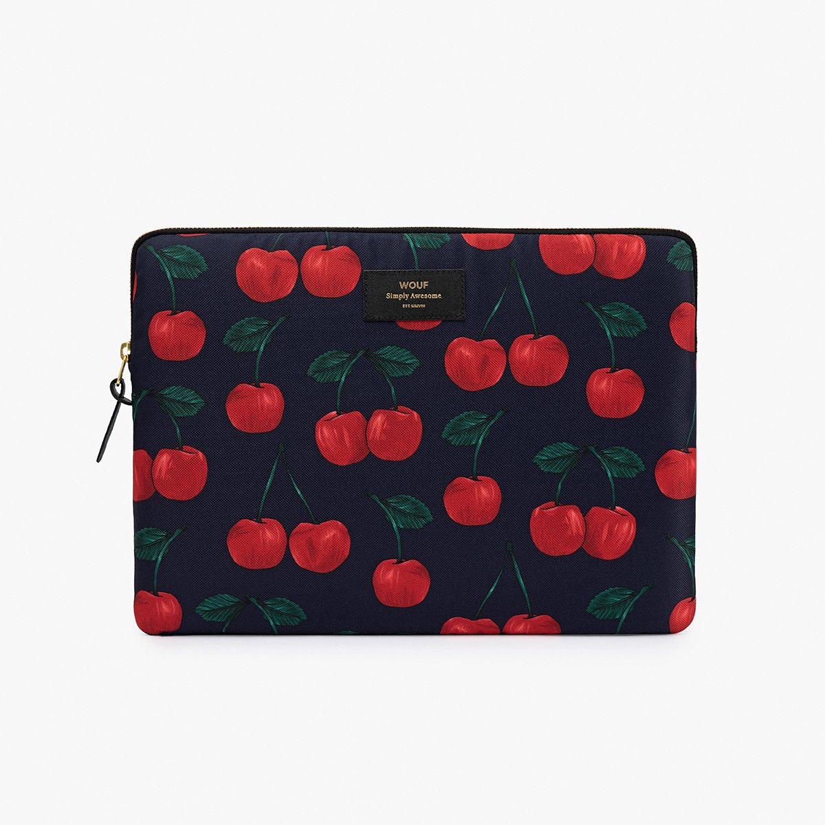 "Pouzdro na notebook 13"" Cherries WOUF"
