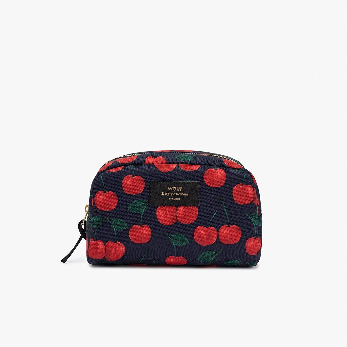 Velká kosmetická taška Cherries