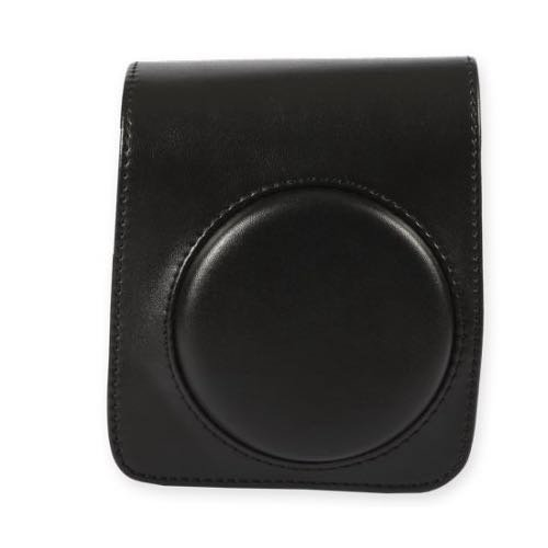 Černý kožený obal na Instax Mini 70