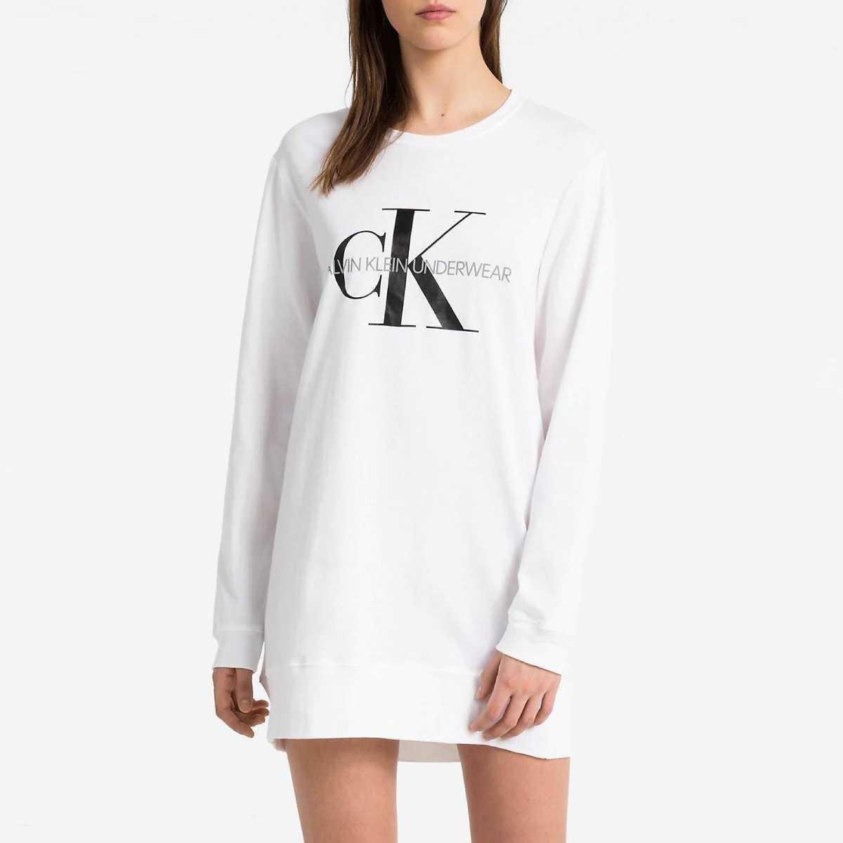 Bílá noční košile – XS