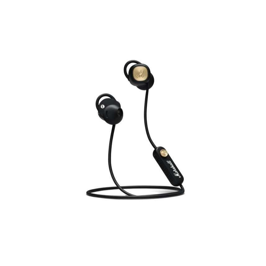 Bezdrátová sluchátka Minor II Bluetooth Black