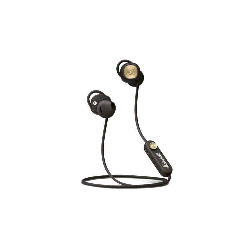 Bezdrátová sluchátka Minor II Bluetooth Brown