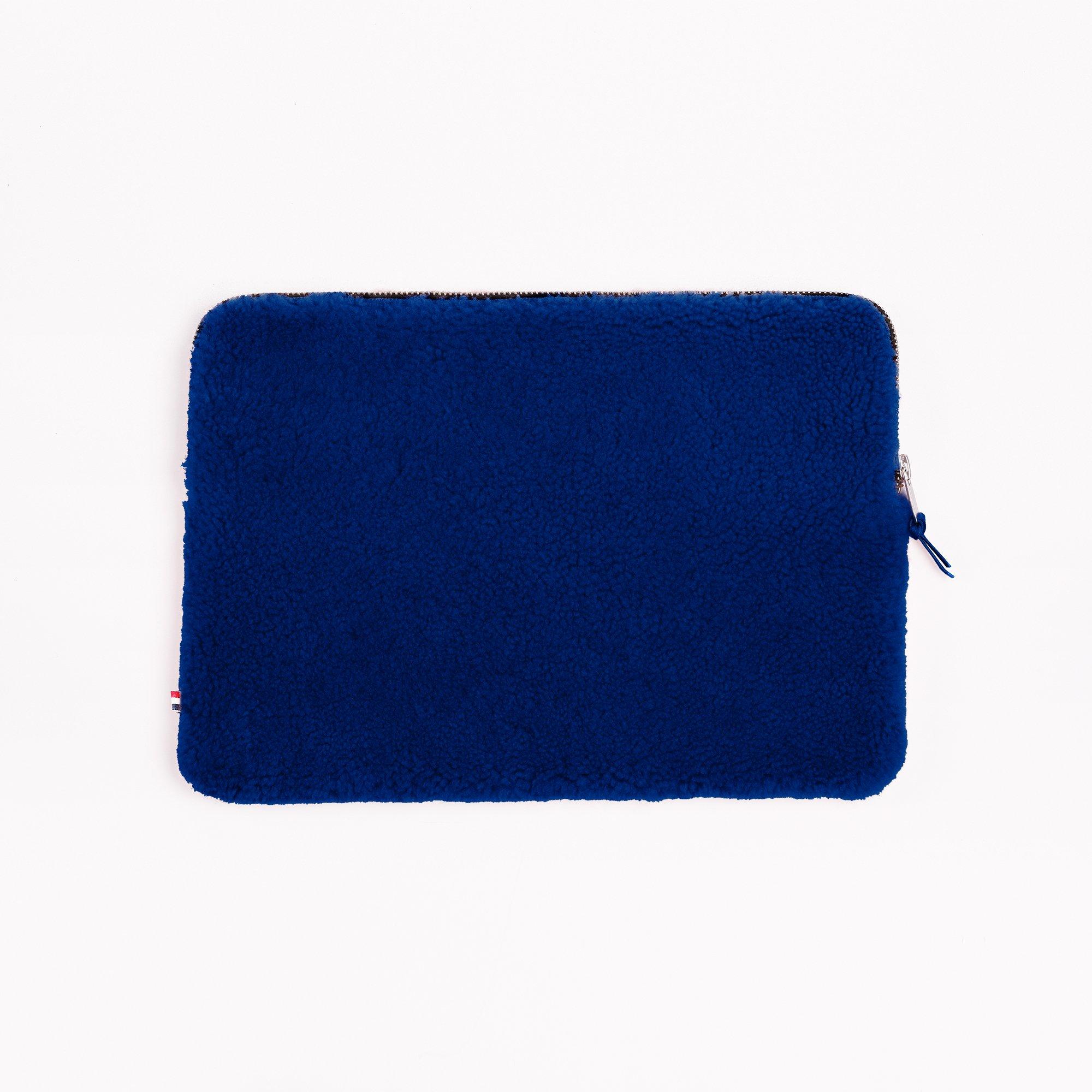 """Merino modrý obal na laptop 13"""""""