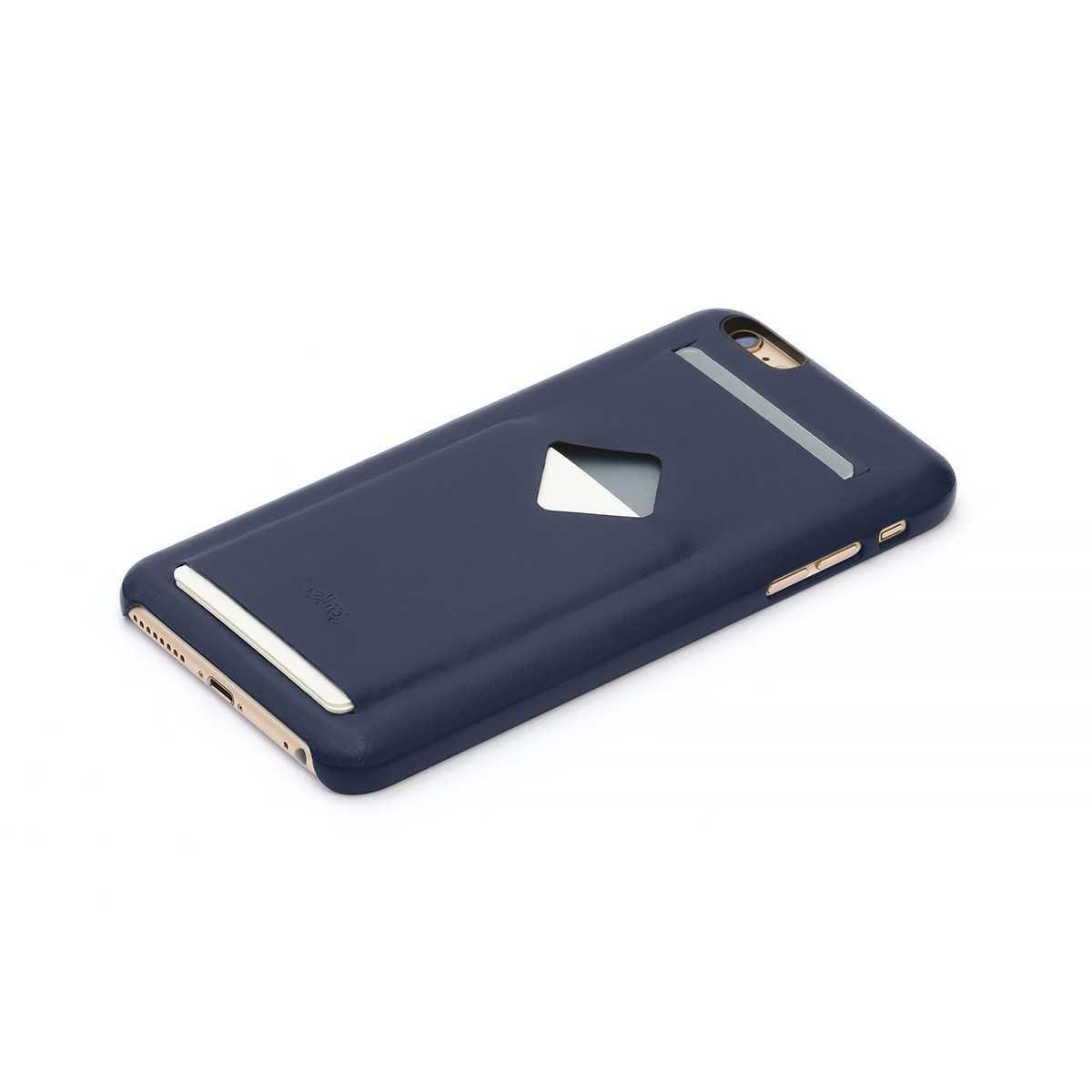 Kryt 3 Card Blue Steel - iPhone 6+ Bellroy