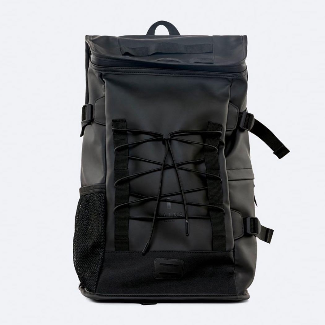 Černý voděodolný batoh Mountaineer Bag a8c6d1674b