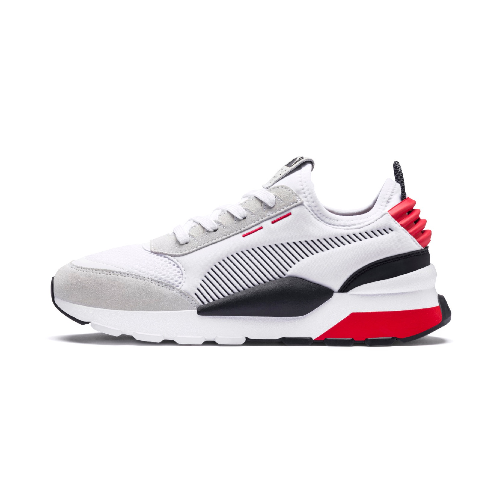 RS-0 Winter INJ TOYS Puma White-High Risk Red – 44