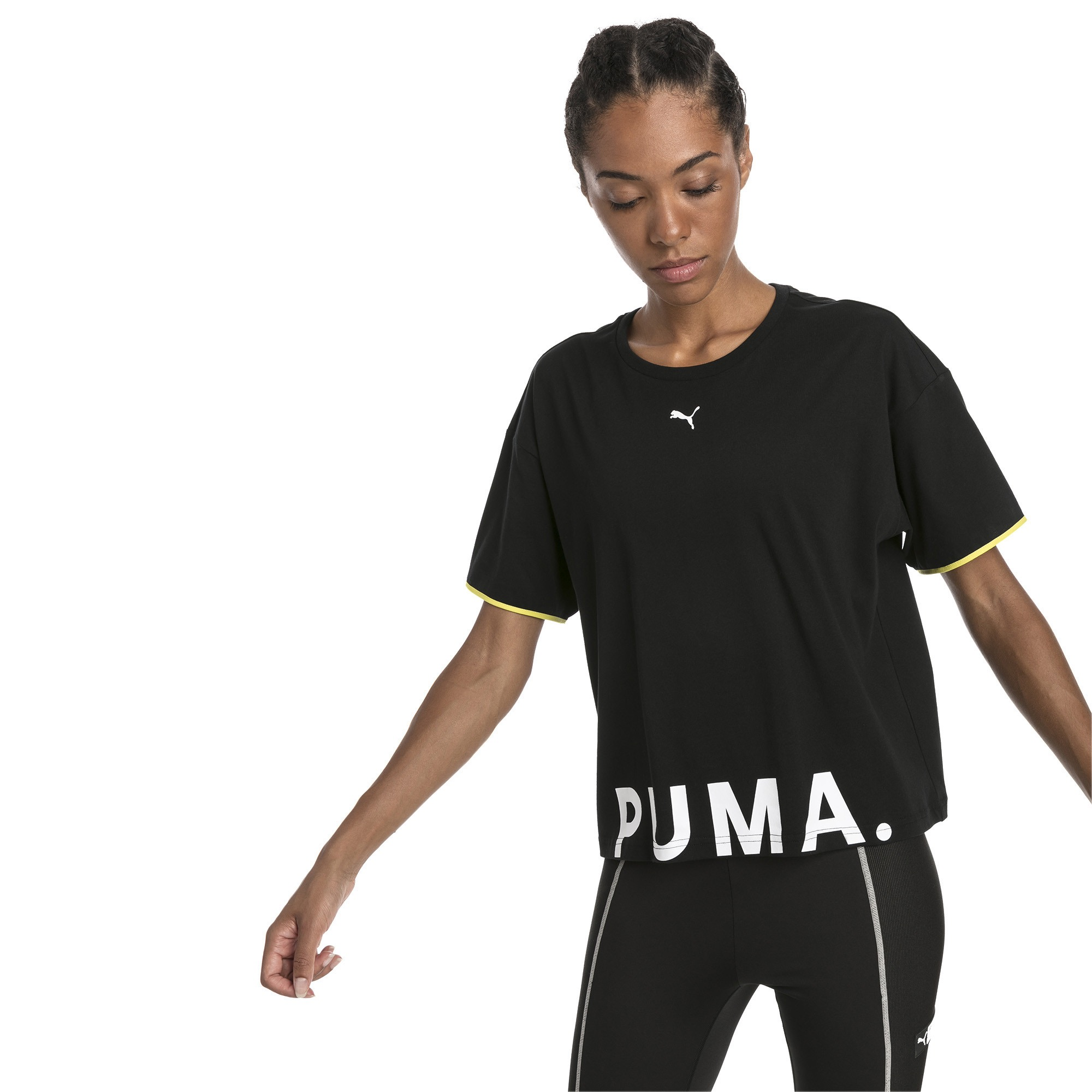 0db795ed9a9e Černé tričko Chase – M