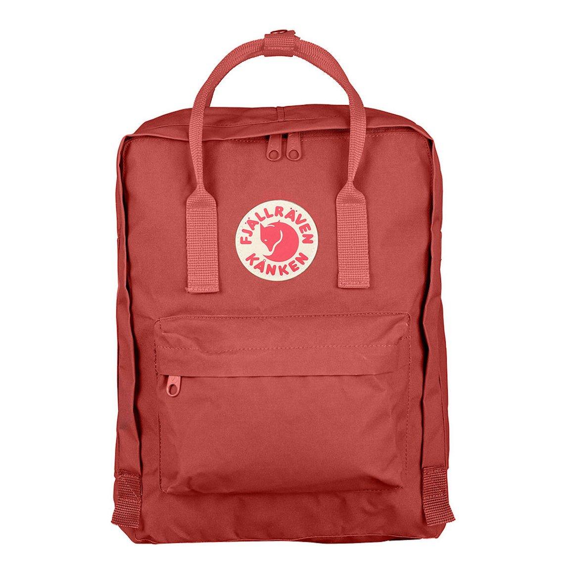 Červený voděodolný batoh Kånken Classic 16 l 9789a43d59