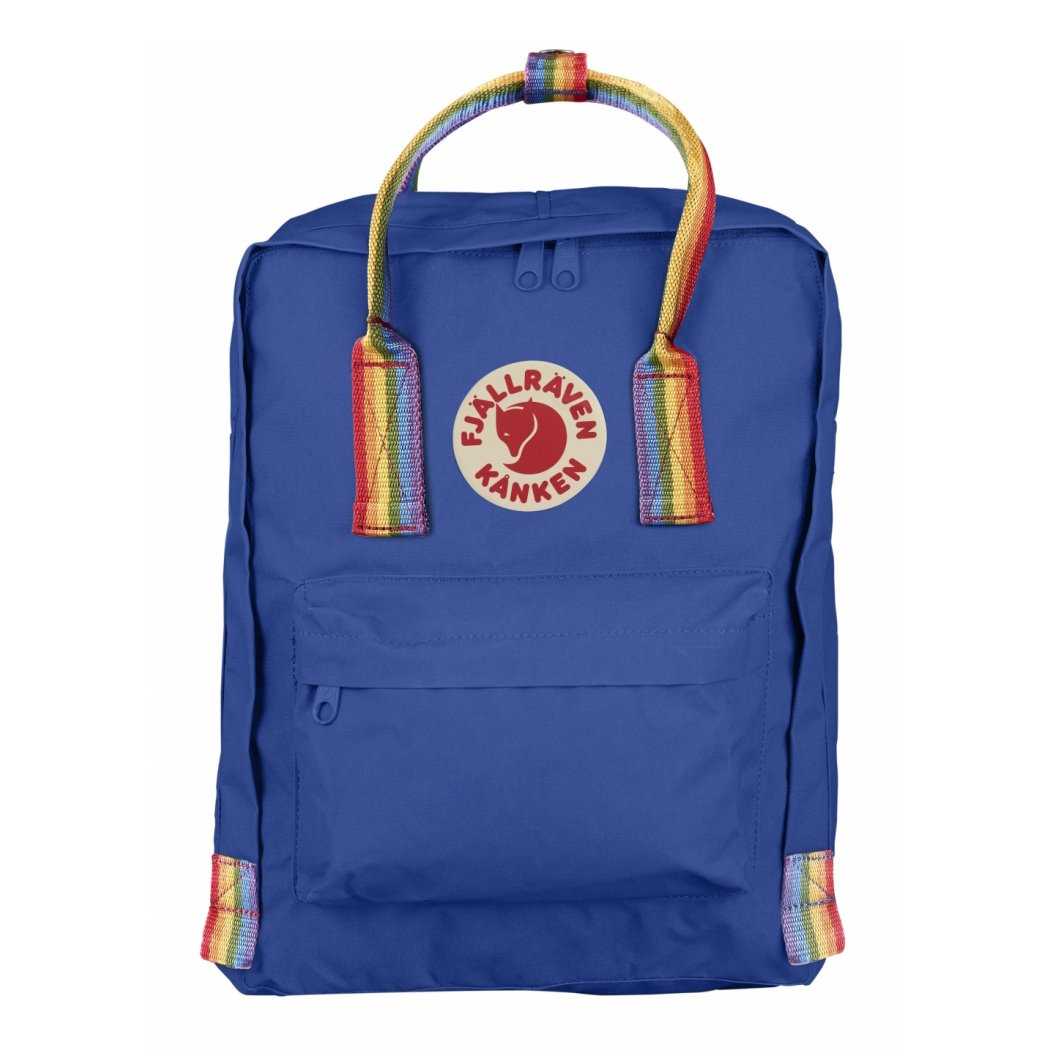 Modrý voděodolný batoh Kånken Rainbow Classic 16 l 3bae2ed76c