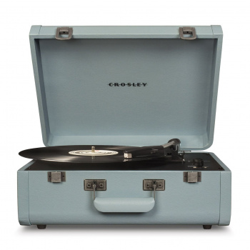 Gramofon Crosley Portfolio Light Blue