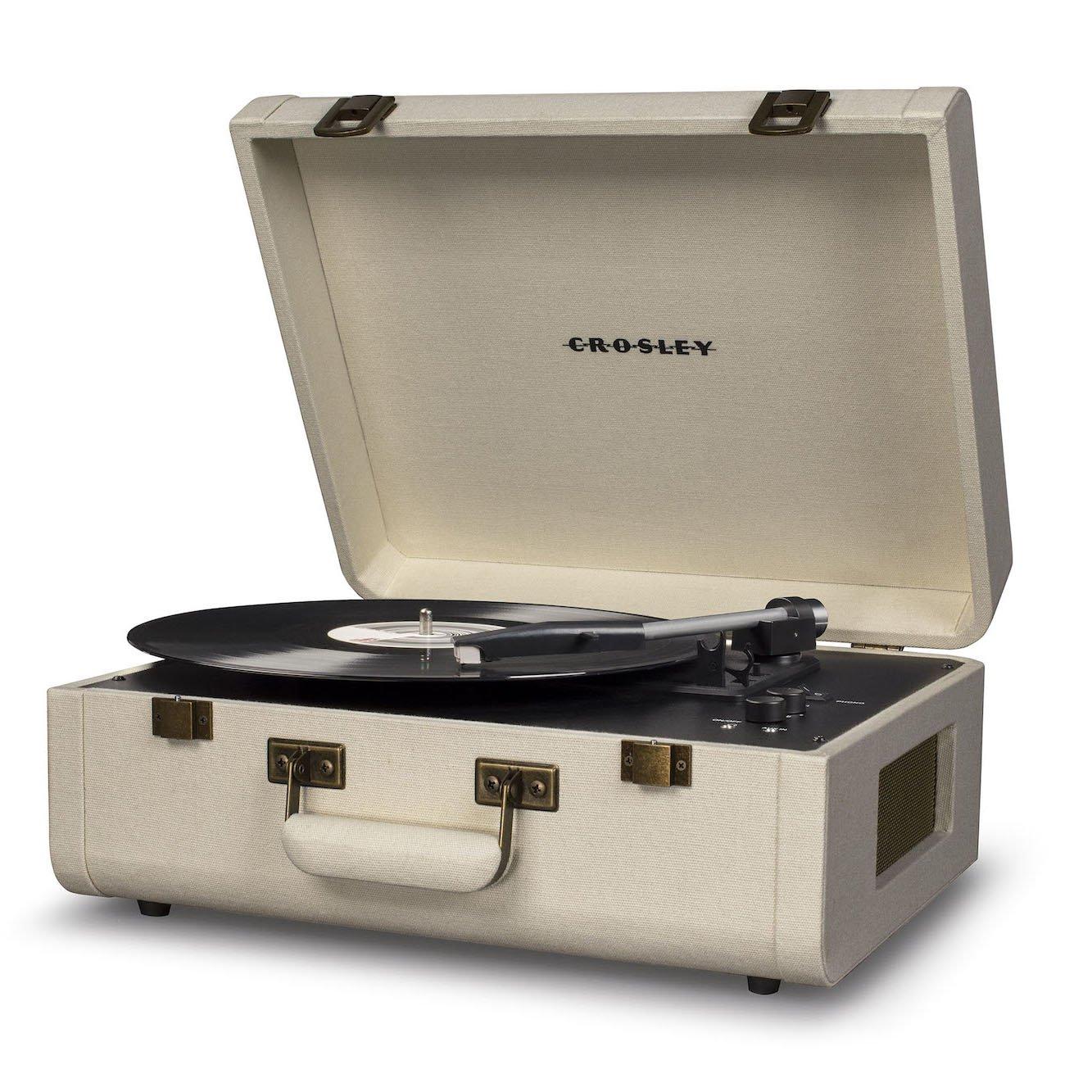 Gramofon Crosley Portfolio Cream