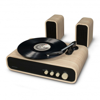 Gramofon Crosley Gig Brown/Black