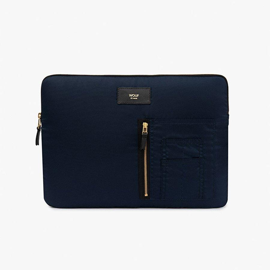 6dac174a1d Tmavě modrý obal na notebook 13 quot  ...