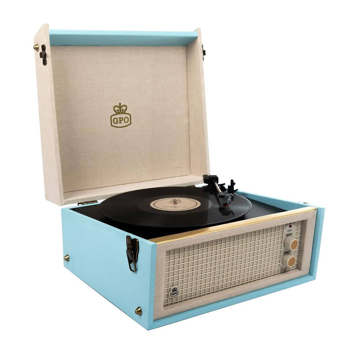 Gramofon Bermuda Blue