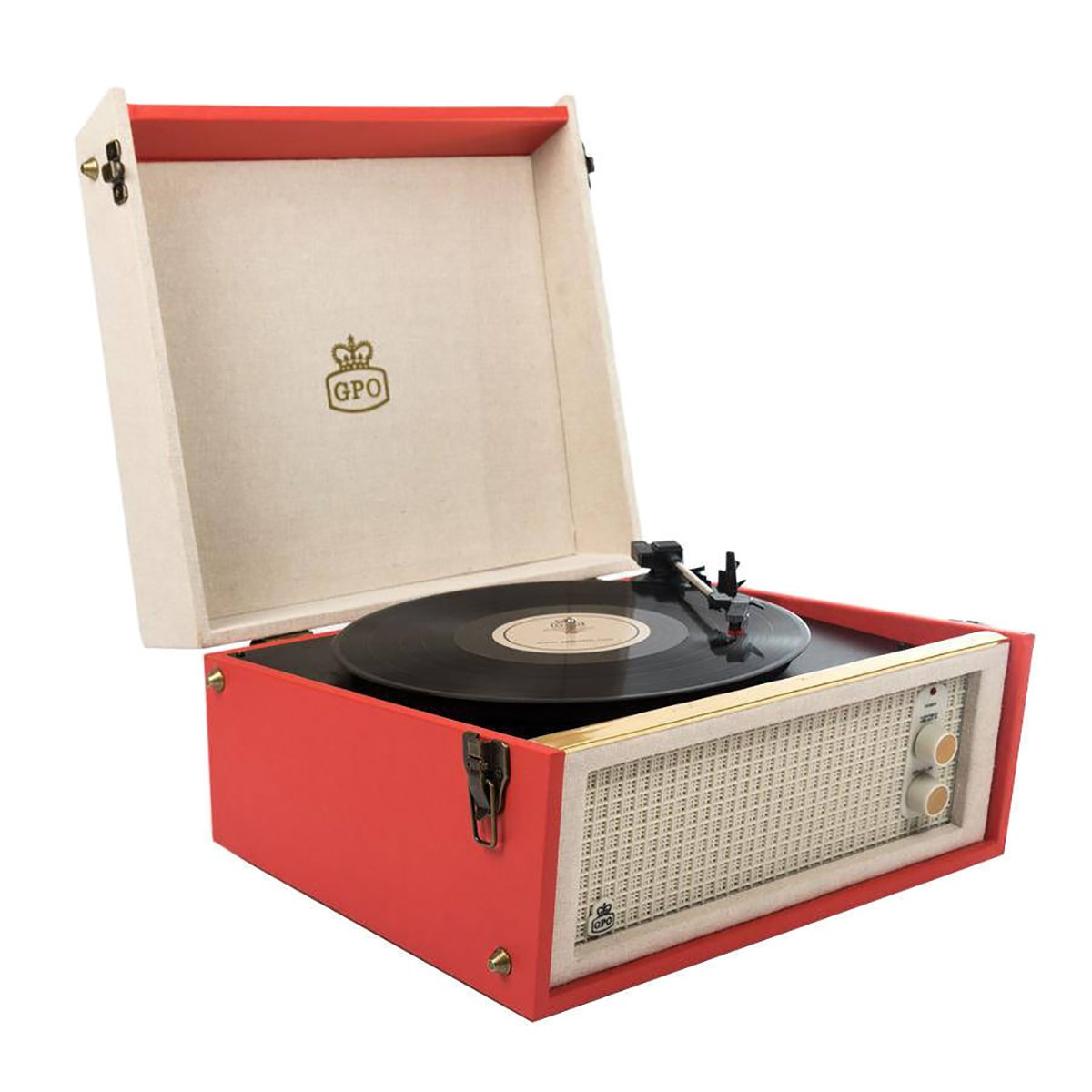 Gramofon Bermuda Red