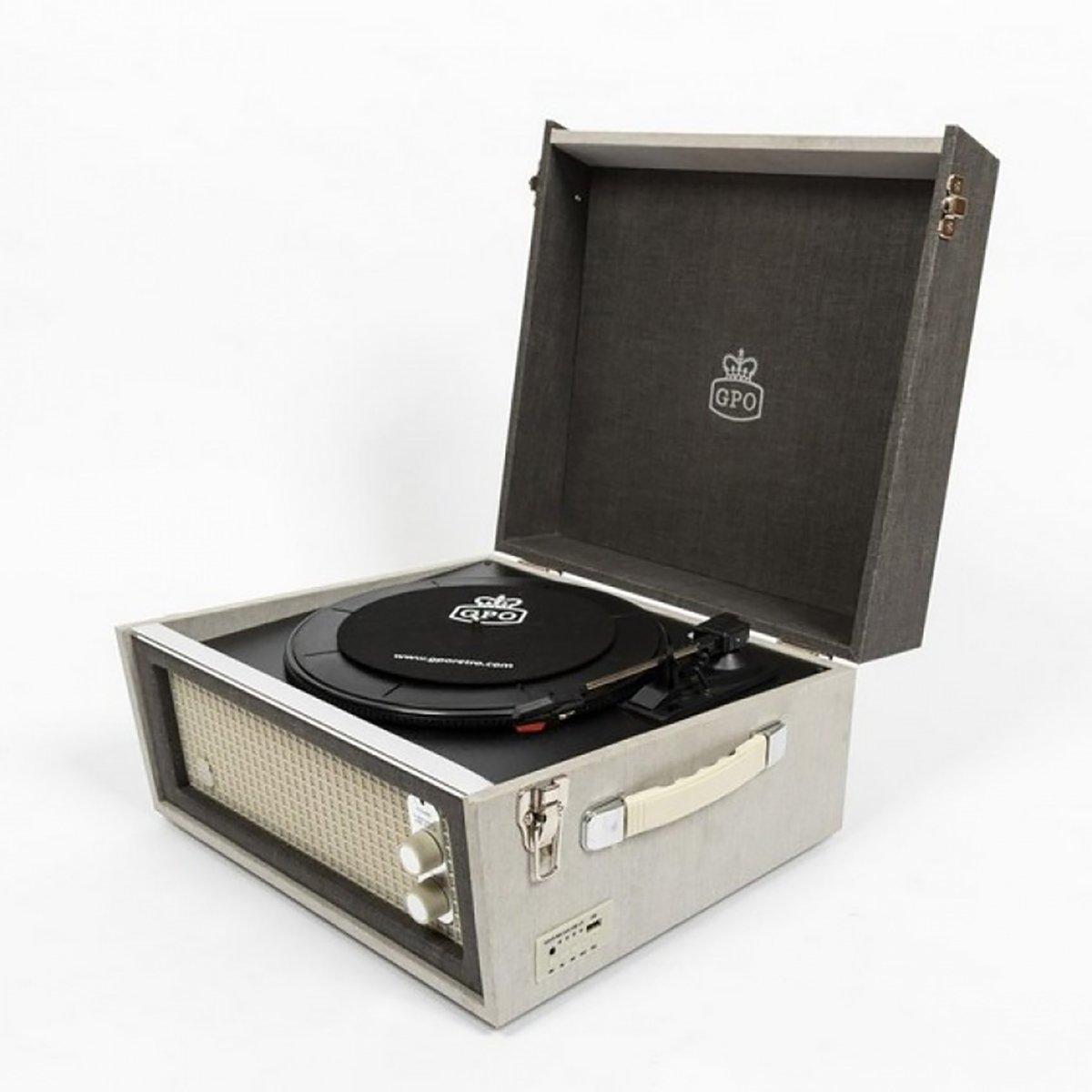 Gramofon Bermuda Grey