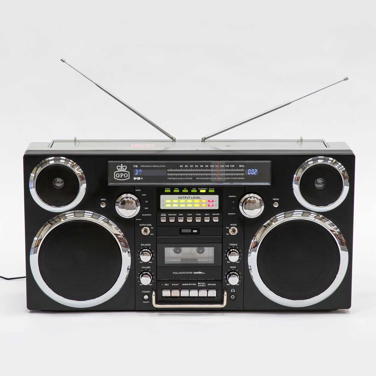 Radiomagnetofon / kazeťák BROOKLYN