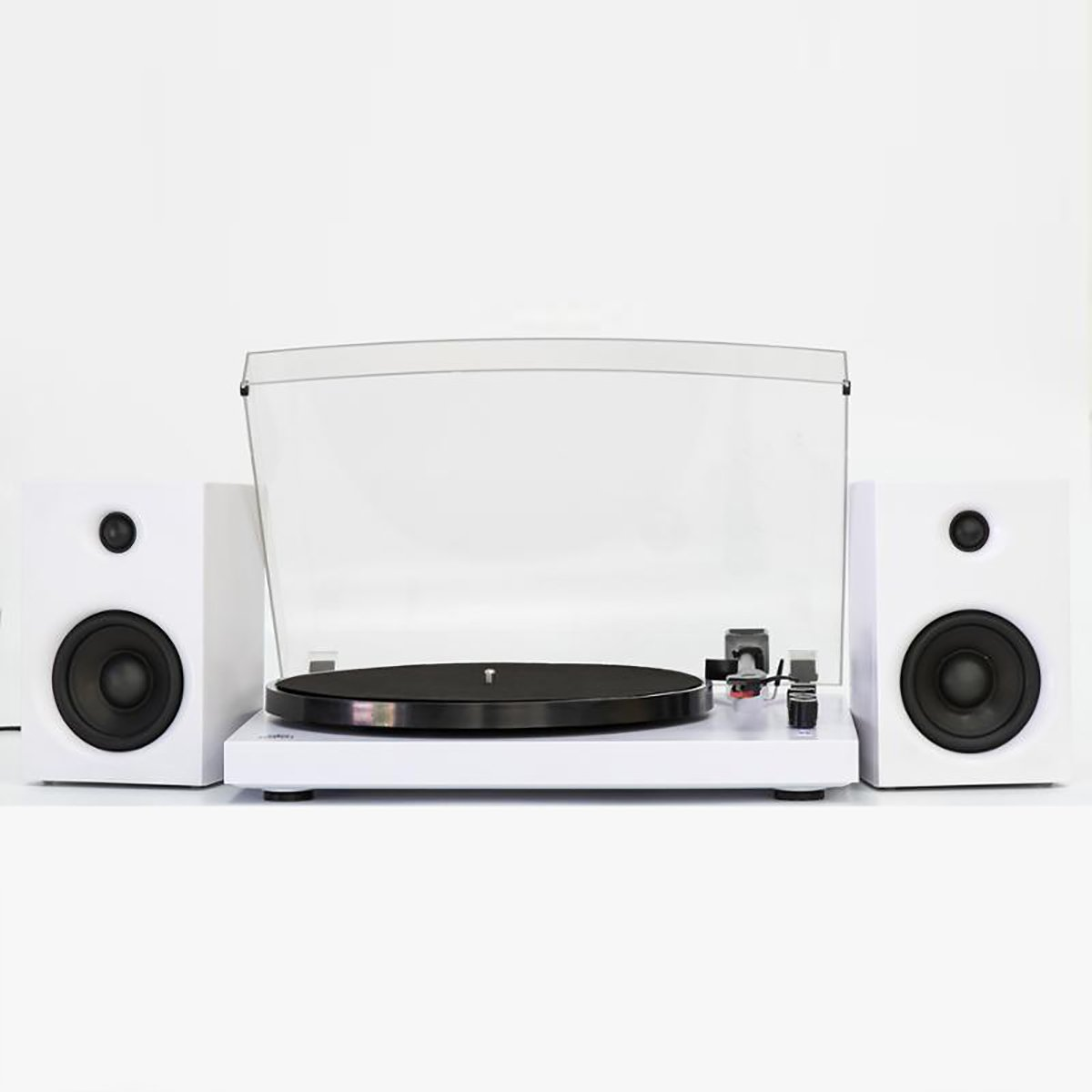 GPO RETRO Gramofon GPO Picadilly White