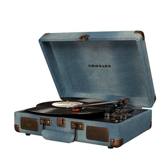 Gramofon Cruiser Deluxe Denim