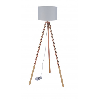 Stojací lampa THIS & THAT – 65 × 65 × 154 cm