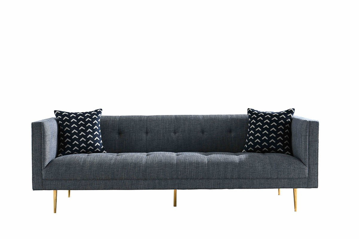 SIT MÖBEL Pohovka SIT4SOFA – 229 × 89 × 76 cm