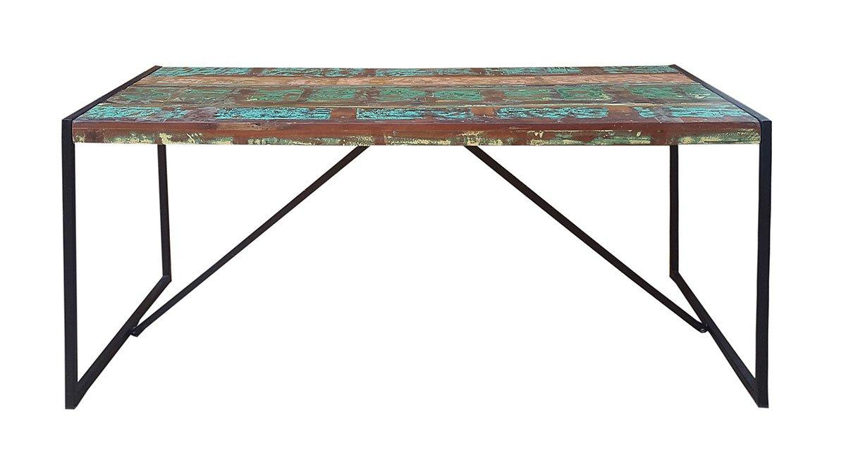 Stolní deska pro jídelní stůl BALI – 145 × 70 × 6 cm