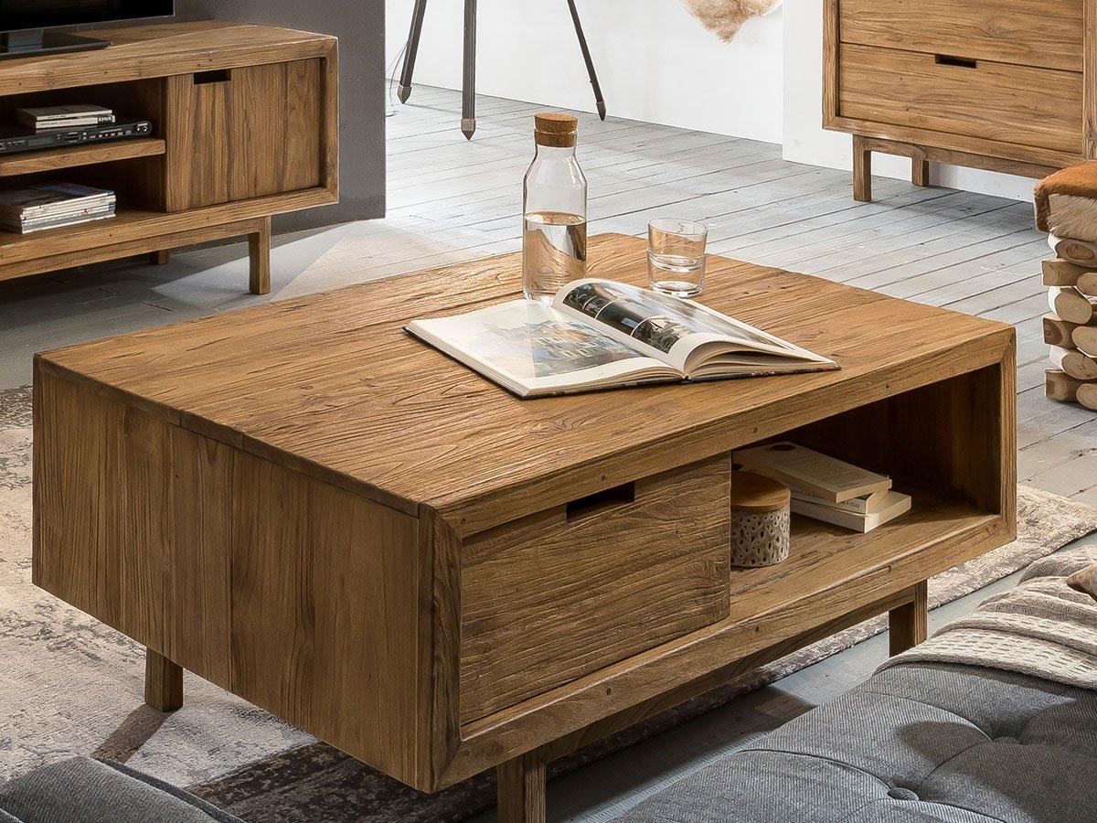 Konferenční stolek SANUR – 120 × 70 × 45 cm