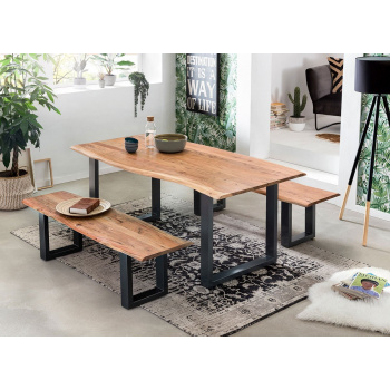 Lavice TABLES & BENCHES – 150 × 40 × 46 cm