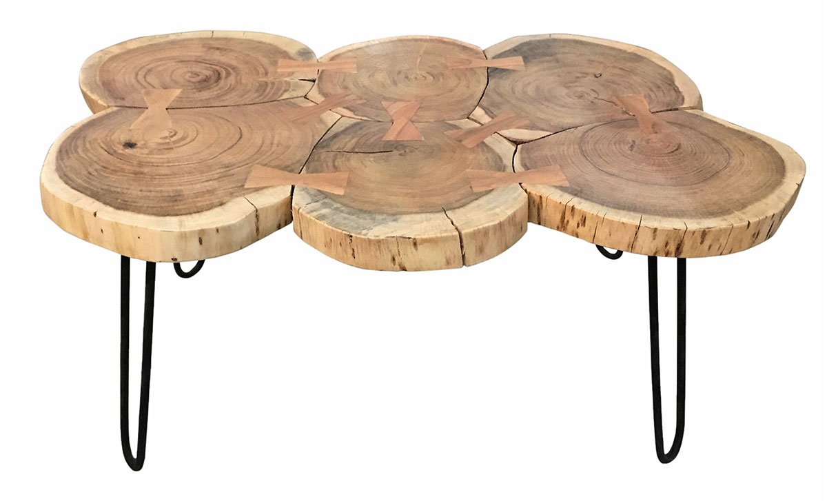 Konferenční stolek THIS & THAT – 102 × 70 × 45 cm